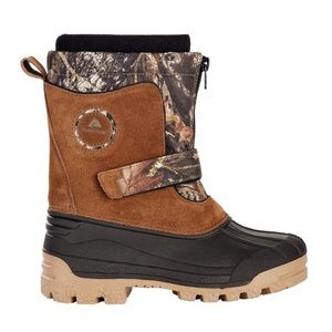 Ozark Trail Winter Sport Zip Front Snow Boots